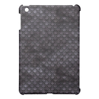 SCALES2 BLACK MARBLE & BLACK WATERCOLOR (R) iPad MINI COVERS