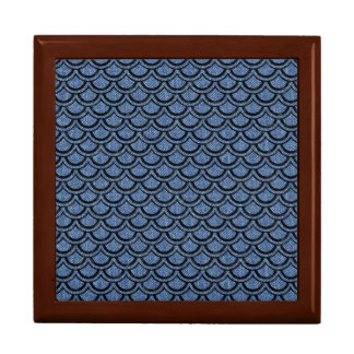 SCALES2 BLACK MARBLE & BLUE DENIM (R) GIFT BOX