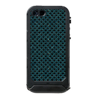 SCALES2 BLACK MARBLE & BLUE-GREEN WATER INCIPIO ATLAS ID™ iPhone 5 CASE