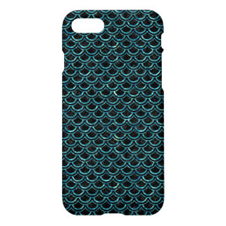 SCALES2 BLACK MARBLE & BLUE-GREEN WATER iPhone 8/7 CASE