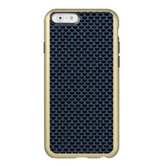 SCALES3 BLACK MARBLE & BLUE DENIM INCIPIO FEATHER® SHINE iPhone 6 CASE