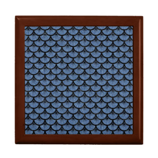 SCALES3 BLACK MARBLE & BLUE DENIM (R) GIFT BOX