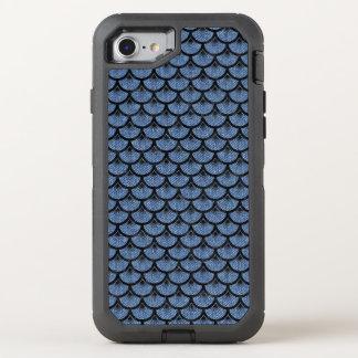 SCALES3 BLACK MARBLE & BLUE DENIM (R) OtterBox DEFENDER iPhone 8/7 CASE