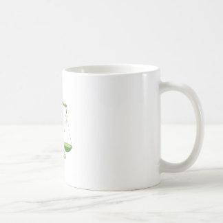 Scales Basic White Mug