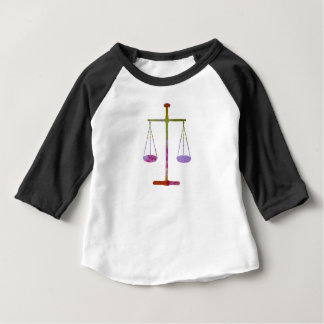 Scales of justice baby T-Shirt