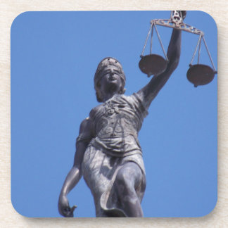 Scales of Justice Coasters