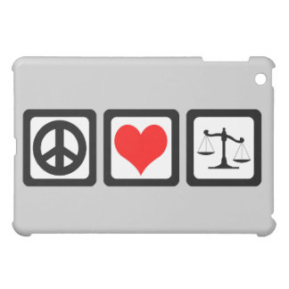 scales of justice iPad mini covers