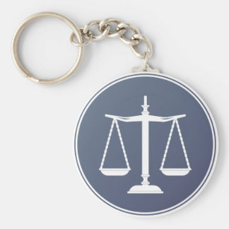 Scales of Justice - Law Keychains