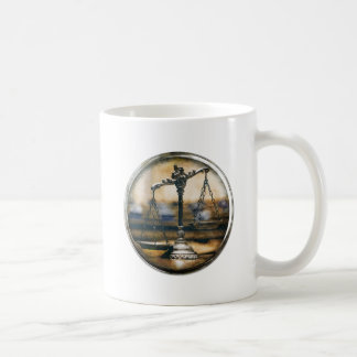 Scales of Justice - Lawyer Mug