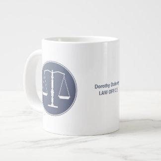 Scales of Justice Mug Extra Large Mug