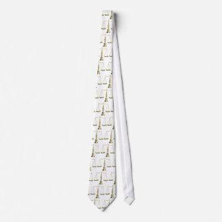 Scales of Justice Necktie