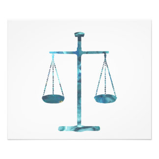 Scales of justice photograph