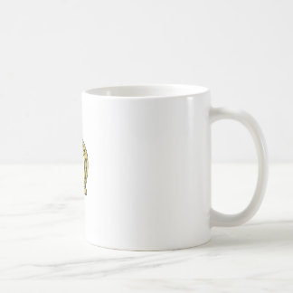 scales of weighted luck coffee mug