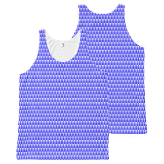 Scales(Real)™ All-Over Print Singlet