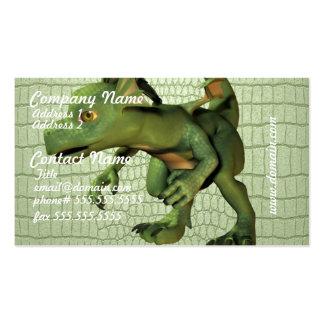 Scaley Dragon Business Cards