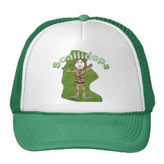 Scallidop - tufty top cap