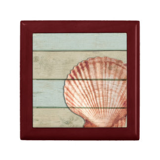 Scallop Shell Gift Box