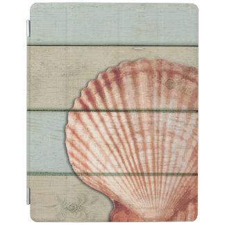 Scallop Shell iPad Cover