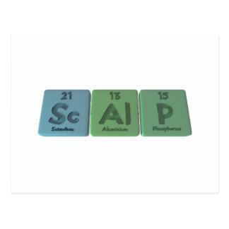 Scalp-Sc-Al-P-Scandium-Aluminium-Phosphorus.png Post Cards