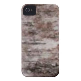 scaly white bark art Case-Mate iPhone 4 case