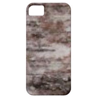 scaly white bark art iPhone 5 case