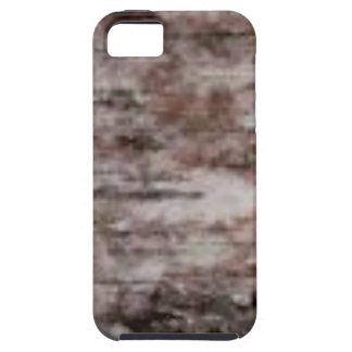 scaly white bark art tough iPhone 5 case