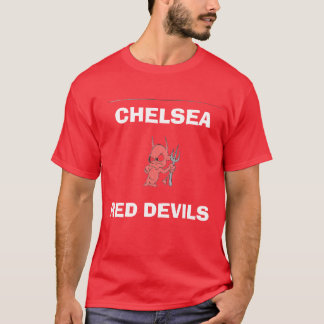 scan0001, CHELSEA, RED DEVILS T-Shirt