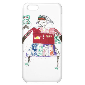 Scan002 Case For iPhone 5C