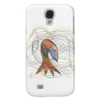 Scan003 Galaxy S4 Cases