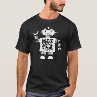 Scan Bot - Made you look! T-Shirt
