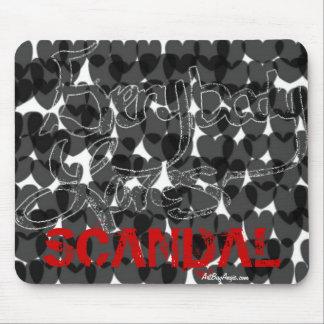 Scandalwear® MOUSEPADS by ArtBuyAngie™