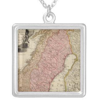 Scandia, Scandinavia Silver Plated Necklace