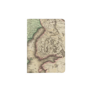 Scandinavia 3 passport holder