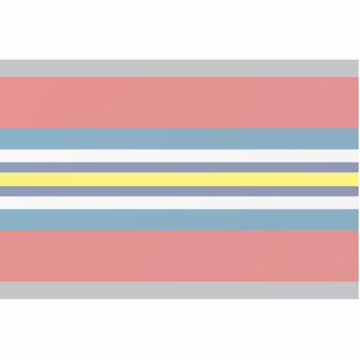 Scandinavia, Flag ribbons Cut Outs