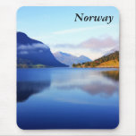 Scandinavian beauty, Norway Mouse Pad