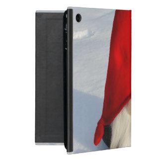 Scandinavian Christmas Gnome Cover For iPad Mini