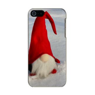 Scandinavian Christmas Gnome Incipio Feather® Shine iPhone 5 Case