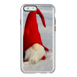 Scandinavian Christmas Gnome Incipio Feather® Shine iPhone 6 Case
