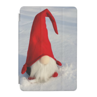 Scandinavian Christmas Gnome iPad Mini Cover