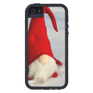 Scandinavian Christmas Gnome iPhone 5 Cases
