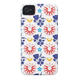 Scandinavian Ditsy iPhone 4 Cases
