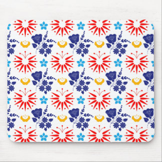 Scandinavian Ditsy Mouse Pad