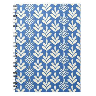 Scandinavian Inspired Spiral Notebook Journal