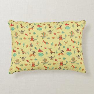 Scandinavian Pattern Decorative Cushion