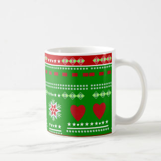 Scandinavian Pattern, nordic style Coffee Mug