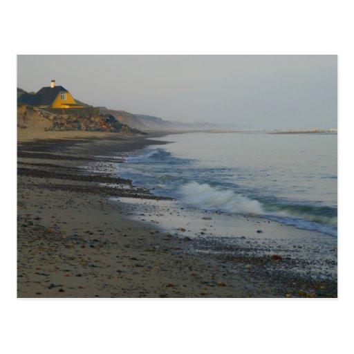 Scandinavian Seaside Postcards