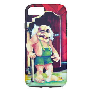 Scandinavian Troll - Equinus iPhone 8/7 Case