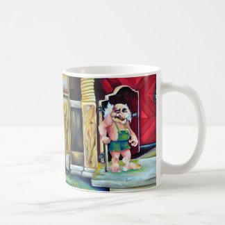 Scandinavian Troll, realism  painting Coffee Mug