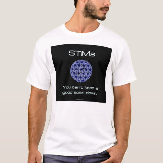 Scanning Tunneling Microscope (2) T-Shirt