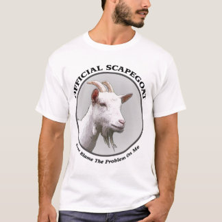 Scapegoat T-shirt (light colors)